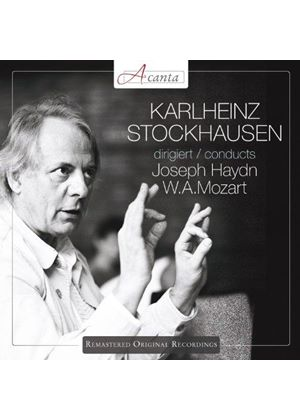Stockhausen Conducts Haydn and Mozart (Music CD)