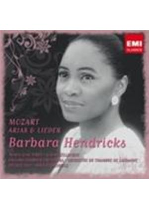 Barbara Hendricks - Mozart Arias and Lieder (Music CD)