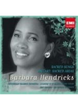 Barbara Hendricks - Mozart Sacred Arias (Music CD)