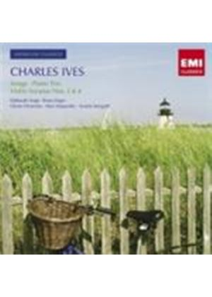 Ives: Songs (Music CD)