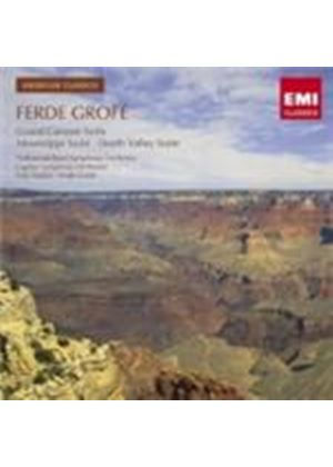 Grofé: Grand Canyon Suite (Music CD)