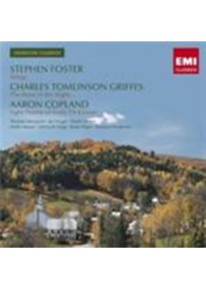 Foster; Griffes; Copland: American Classics (Music CD)