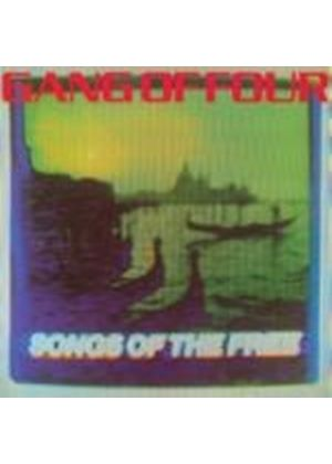 Gang Of Four - Songs of the Free (Music CD)