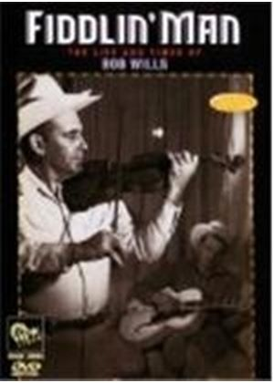 BOB WILLS-FIDDLIN'MAN         (DVD)