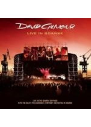 David Gilmour - Live In Gdansk (2 CD) (Music CD)