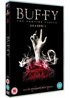Buffy the Vampire Slayer - Season 6 (New Packaging)
