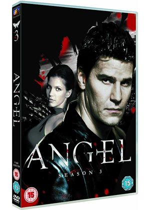 Angel - Season 3 (New Packaging)