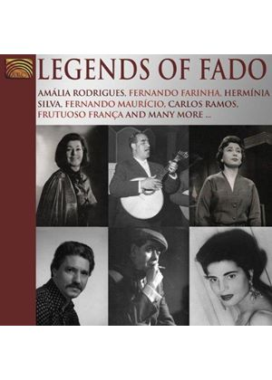 Various Artists - Legends of Fado (Music CD)