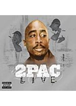 2Pac - Live (Music CD)