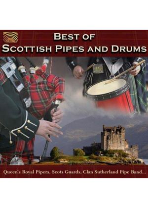 Various Artists - Best of Scottish Pipes and Drums (Music CD)