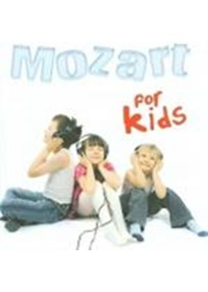Mozart For Kids (Music CD)