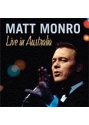 Matt Monro - Live In Australia (Music CD)