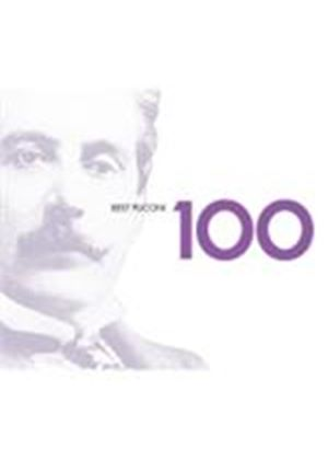 Puccini: 100 Best Puccini (Music CD)