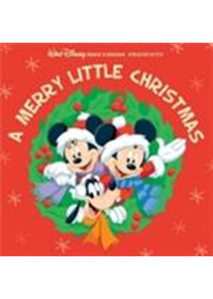 Various Artists - Disney Merry Little Christmas (Music CD)