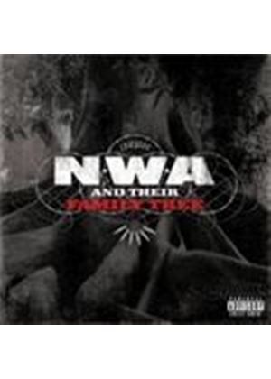 Various Artists - NWA And Their Family Tree [PA] (Music CD)