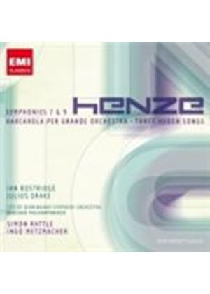 Henze: 20th Century Classics (Music CD)