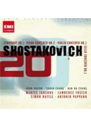 Shostakovich: 20th Century Classics (Music CD)