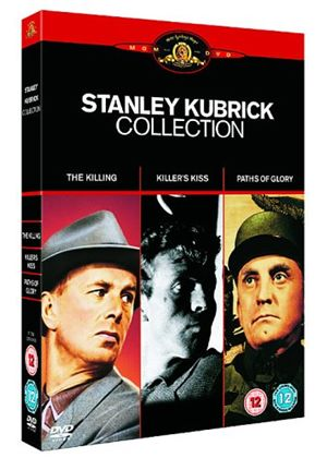 Stanley Kubrick Collection - The Killing / Paths Of Glory / Killers Kiss