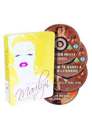 Best Of Marilyn Collection - Gentlemen Prefer Blondes / Seven Year Itch / How To Marry A Millionaire