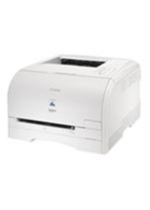 Canon i-SENSYS LBP5050 - Printer - color - laser - Letter, Legal, A4 - up to 12 ppm (mono) / up to 8 ppm (color) - capacity: 150 sheets - USB
