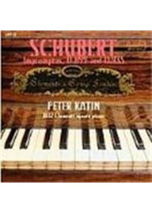 Schubert: Impromptus, D899 and D935