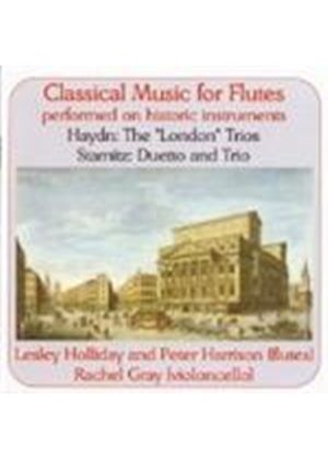 Haydn; Stamitz: Music for Flutes and Cello