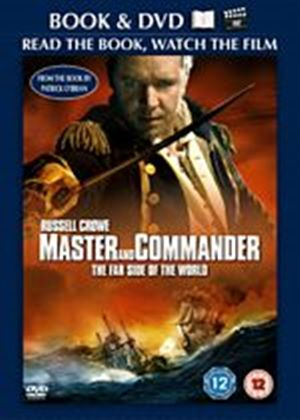 Master And Commander: The Far Side Of The World (DVD And Halliwells Films Book)