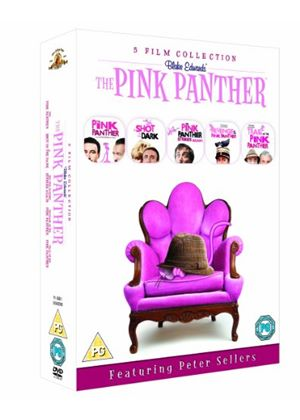 The Pink Panther Film Collection (6 Disc Box Set)