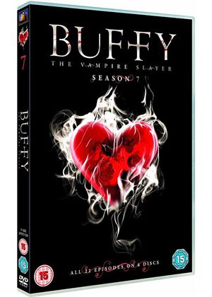 Buffy the Vampire Slayer - Season 7 (New Packaging)