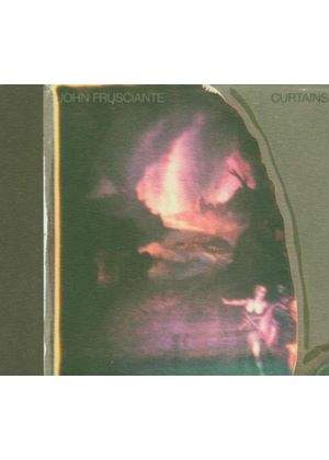 John Frusciante - Curtains (Music CD)