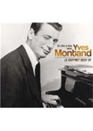 Yves Montand - Tête À Tête With Yves Montand (Music CD)