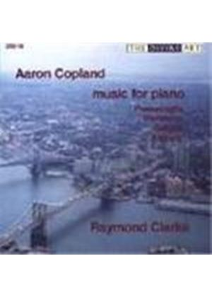 Copland: Piano Works