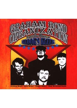 Graham Bond Organisation (The) - I Met The Blues At Klook's Kleek [Digipak] [Remastered]