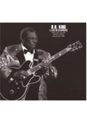 B.B. King - Live In Europe (Music CD)