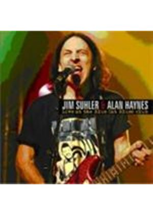 Jim Suhler & Alan Hayes - Live At The Blue Cat Blues Club (Music CD)