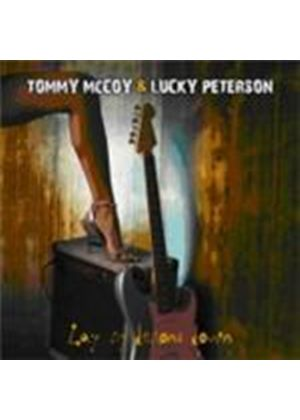 Tommy McCoy & Lucky Peterson - Lay My Demons Down (Music CD)