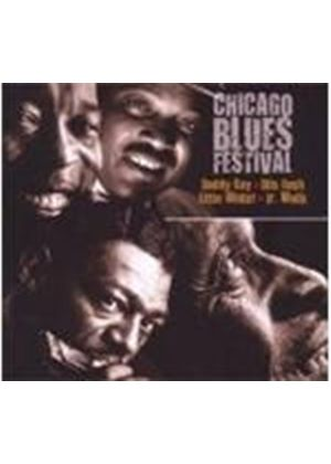 Various Artists - Chicago Blues Festival (Music CD)