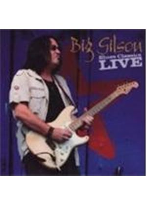 Big Gilson - Blues Classics Live (Music CD)