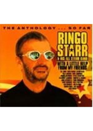 Ringo Starr & His All-Starr Band - With A Little Help From My Friends (Music CD)