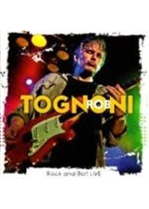 Rob Tognoni - Rock 'n' Roll Live (Music CD)