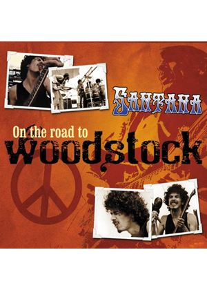 Santana - On The Road To Woodstock (Music CD)