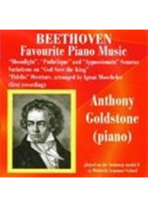 Beethoven: Favourite Piano Works