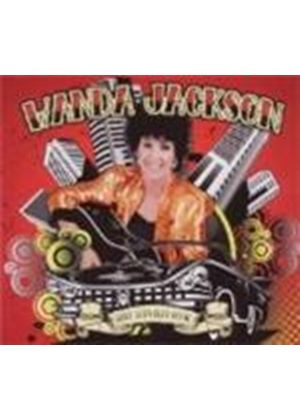 Wanda Jackson - Baby Let's Play House (Music CD)