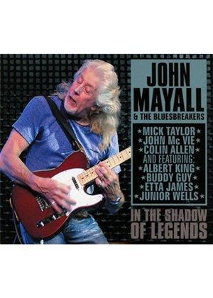 John Mayall - In The Shadow Of Legends (Music CD)