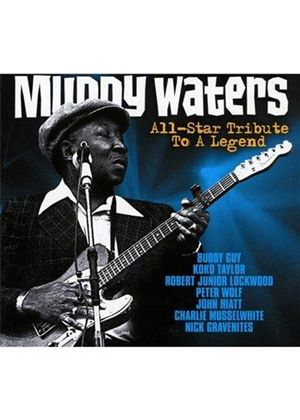Various Artists - Muddy Waters All Star Tribute To A Legend (Music CD)