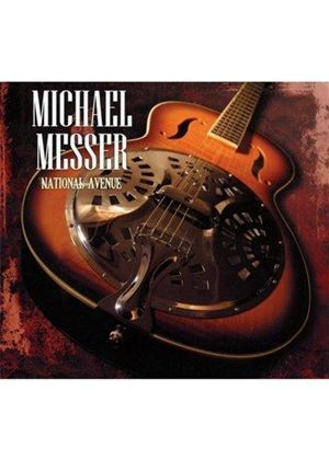Michael Messer - National Avenue (Music CD)