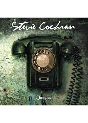 Stevie Cochran - Changes (Music CD)