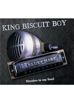King Biscuit Boy - Hoodoo In My Soul (Music CD)