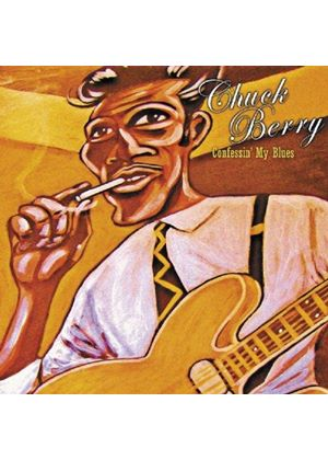 Chuck Berry - Confessin' My Blues (Music CD)