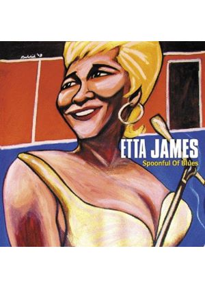 Etta James - Spoonful of Blues (Music CD)